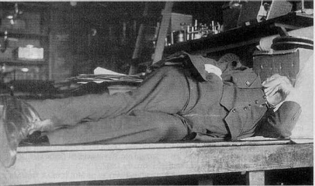 The power nap is a critical tool to staying healthy and productive. Thomas Edison naps on his desk.